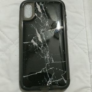 Marble iPhone x/xs case REPOST
